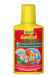 TETRA SAFE START GOLDFISH - PREPARAT DO AKWARIUM 50ml
