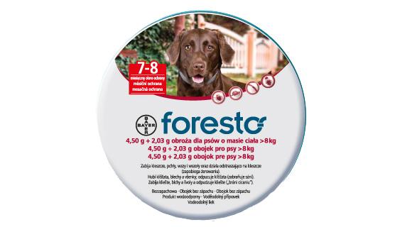 5909990908462 foresto obroża dla psa