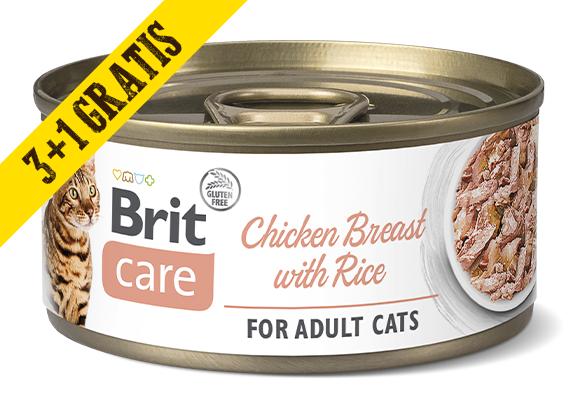 mokra karma Brit Care dla kotów