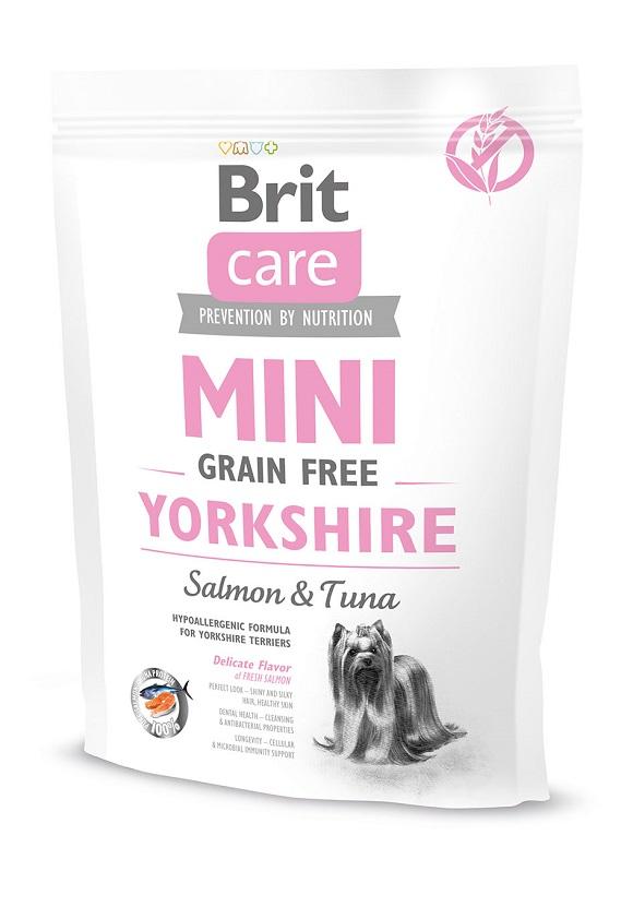 brit care mini sucha karma dla yorka