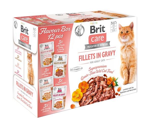 8595602541706 mokra karma Brit care dla kota saszetki