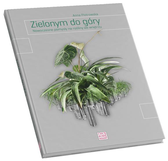książka Anna Piotrowska Zielonym do góry