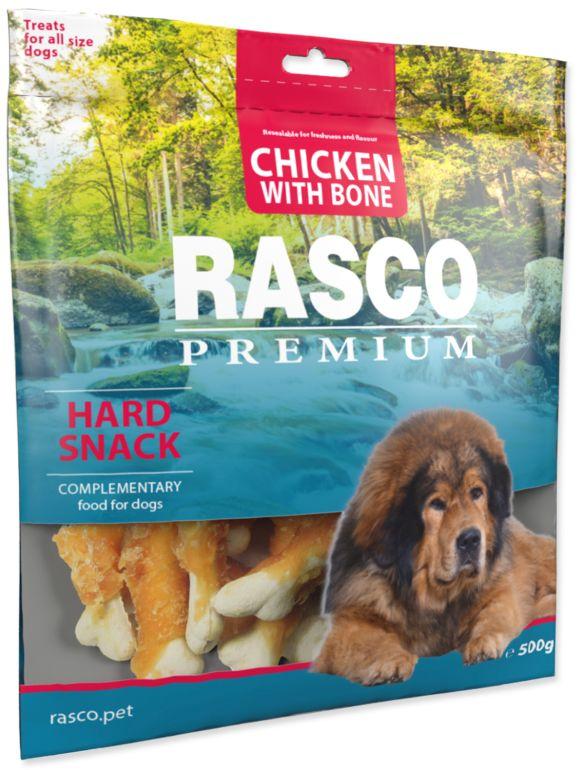 RASCO PREMIUM HARD SNACK CHICKEN WITH BONE przysmak dla psa