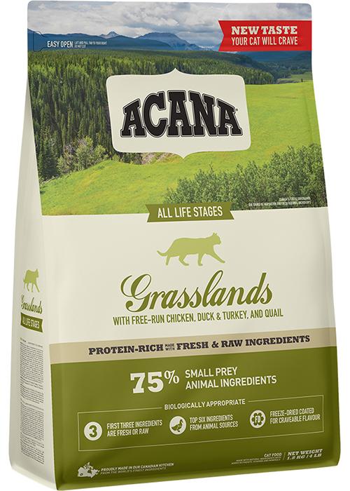 Karma acana Grasslands dla kota
