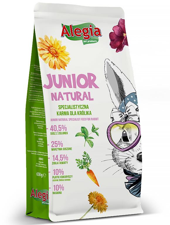 5902768661439 Alegia karma dla młodego królika