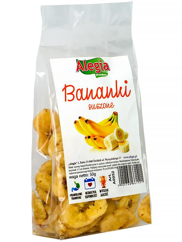 5902768661521 Alegia banany suszone dla gryzoni i królików