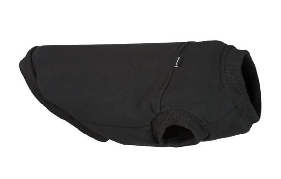 amiplay Denver czarna bluza dla psa