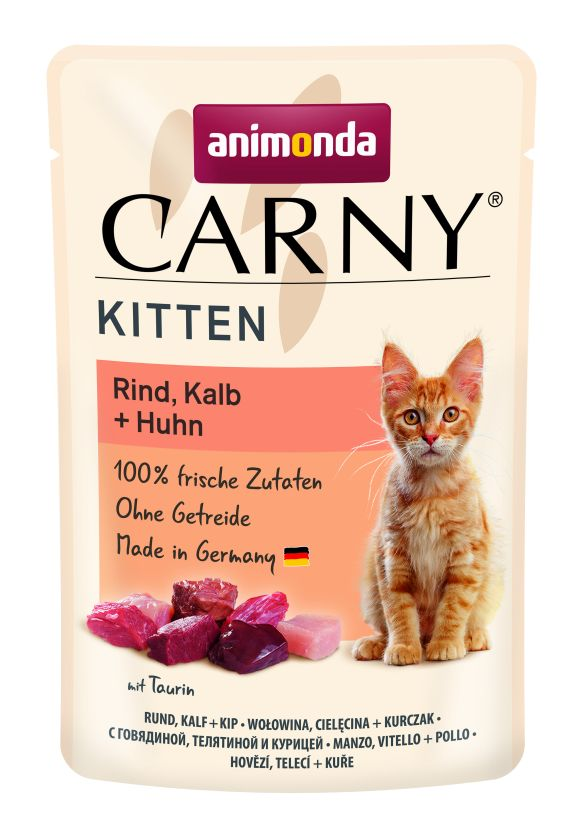 83076 animonda carny kitten mokra karma dla kociat