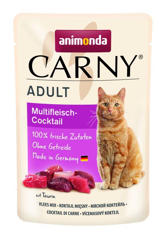 83077 mokra karma dla kota animonda saszetka
