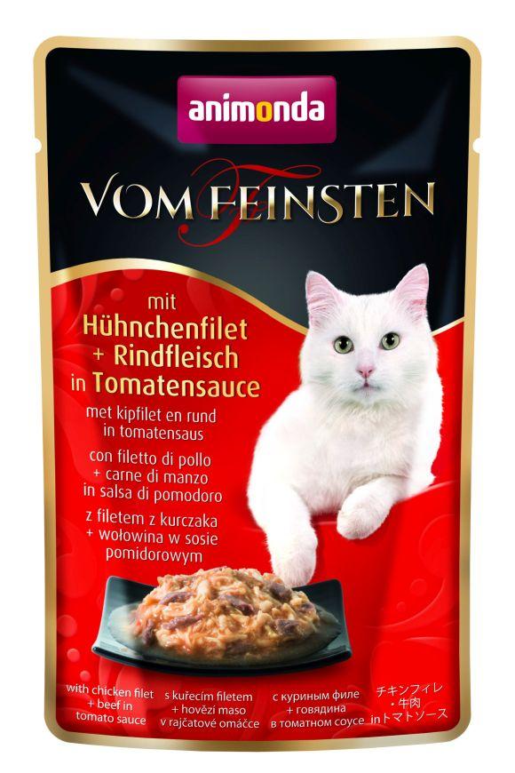 83687 mokra karma dla kota, animonda saszetki