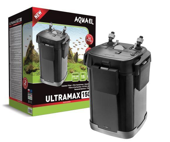 aquael ultra max 1500 filtr do akwarium