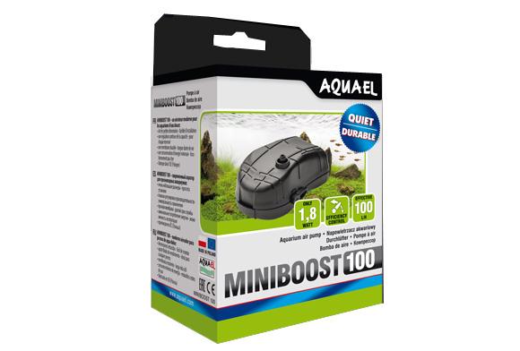 aquael miniboost napowietrzacz do akwarium