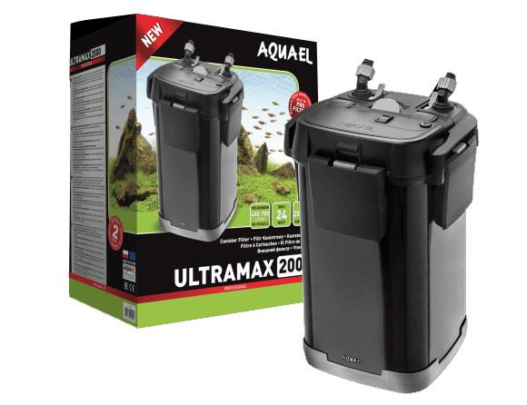 aquael ultra max 2000 filtr do akwarium