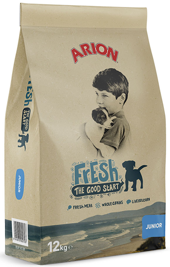 Arion Fresh Junior sucha karma dla szczeniaka