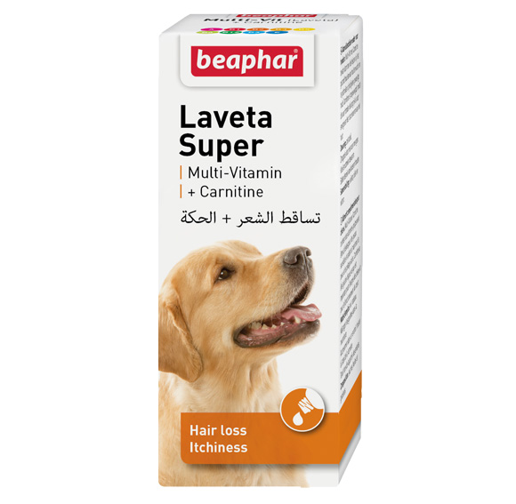 laveta super dla psa beaphar