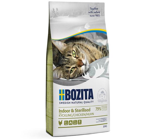 Bozita cat indooor & sterilised karma dla kotów