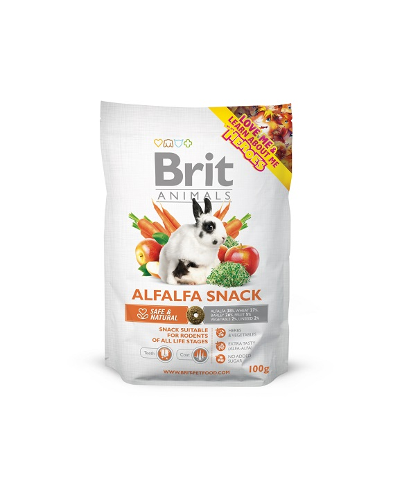 Brit Animals przysmak dla gryzoni i królików 8595602504916