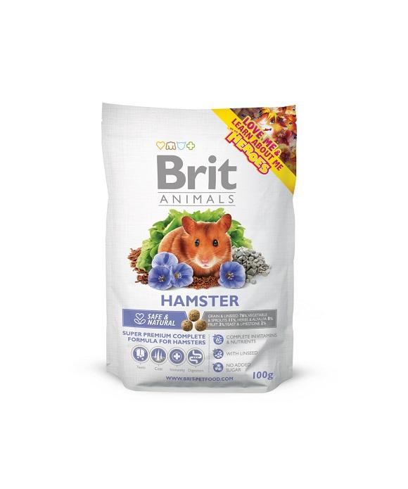 Brit Animals Hamster karma dla chomika 8595602504886