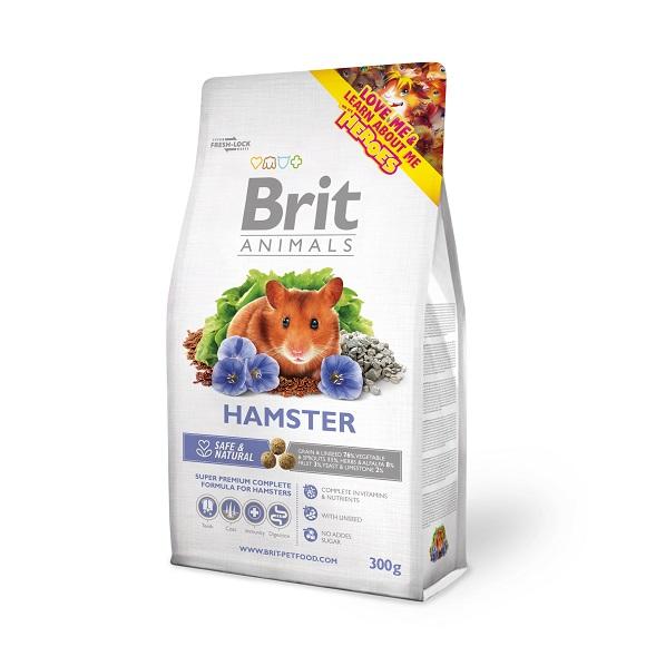 Brit Animals Hamster karma dla chomika 8595602504879