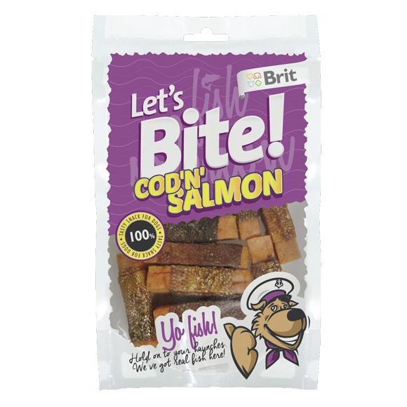 8595602513659 Brit Lets Bite przysmaki dla psa
