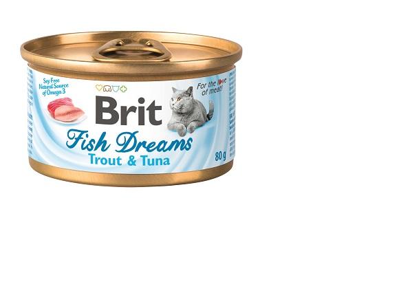 mokra karma Brit dla kotów 8595602526123