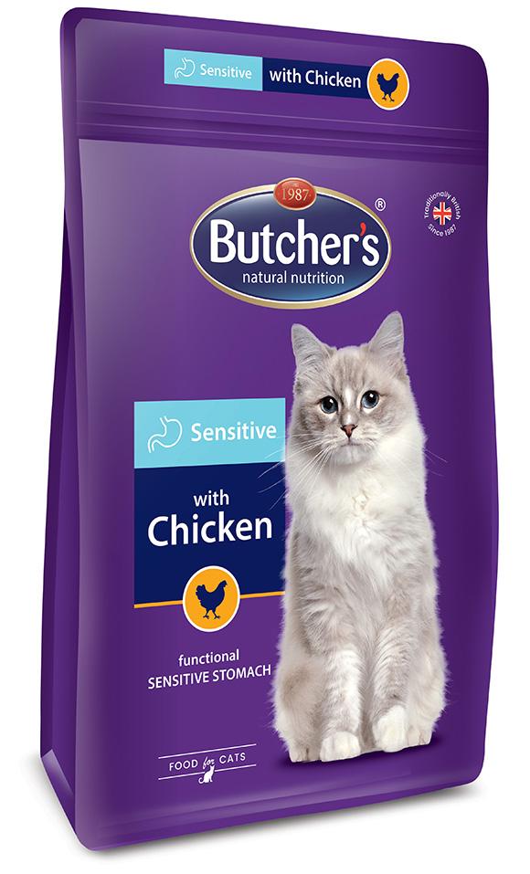 5011792003808 sucha karma Butchers dla kotów