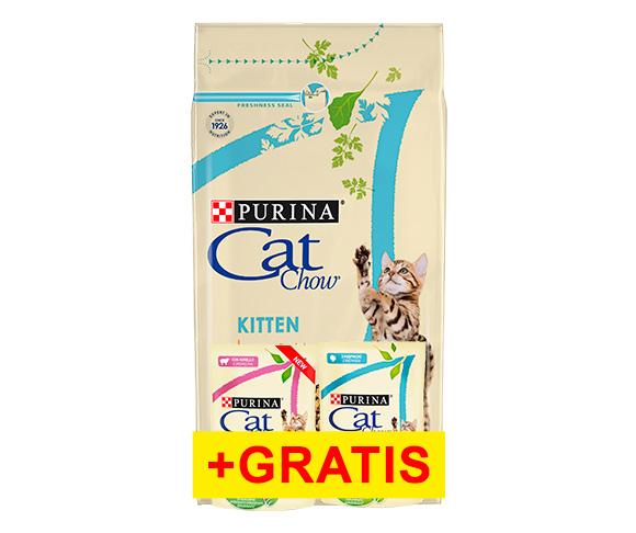 cat chow kitten karma dla kociąt