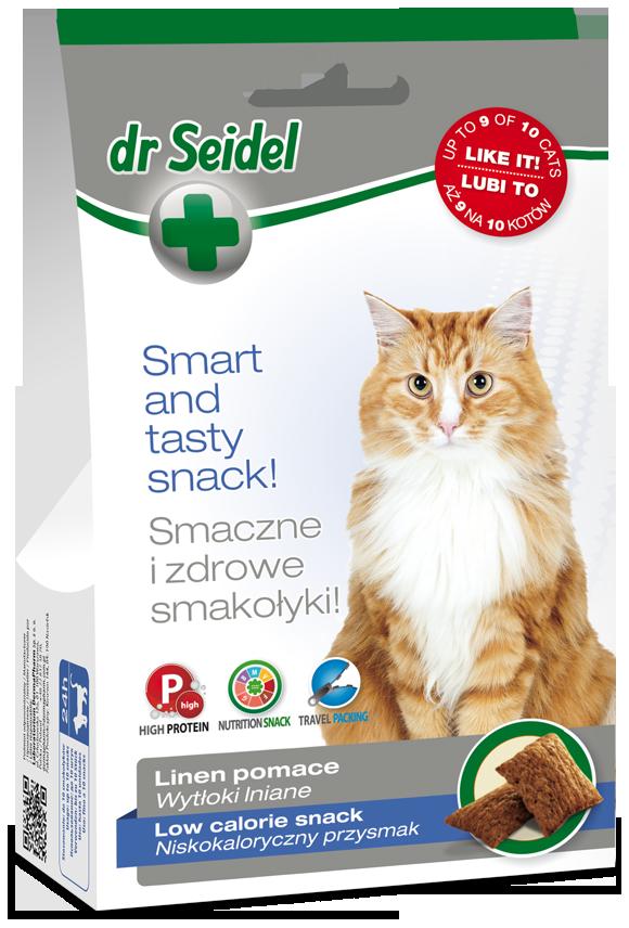 5901742001643_ Dr Sidel przysmaj dla kota
