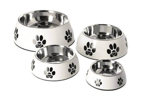 Dingo metalowa miska dla psa