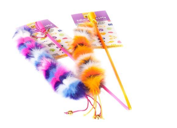5904760212763 zabawka dla kota dingo wędka