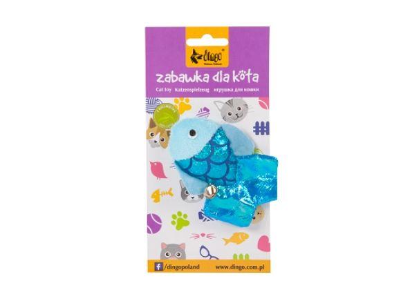 5904760212862 zabawka rybka dla kota