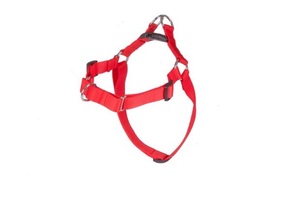 dingo szelki easy walk dla psa czerwone