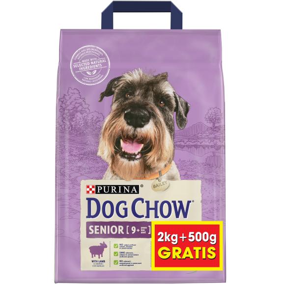 7613035255074 karma dog chow dla starszego psa, formuła z jagnieciną