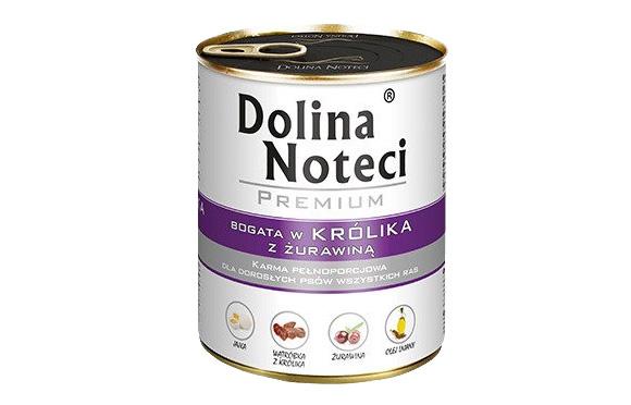 5902921300052 puszka karmy Dolina Noteci Premium dla psa