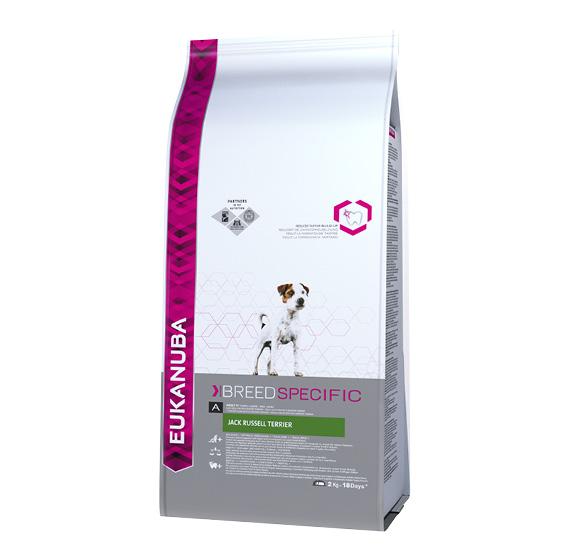 8710255120454  karma Eukanuba dla psa rasy jack russel terrier