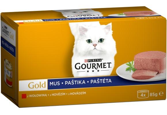 gourmet gold karma dla kota
