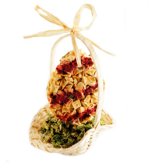 ham stake jajko wielkancne przysmak dla gryzoni i królików