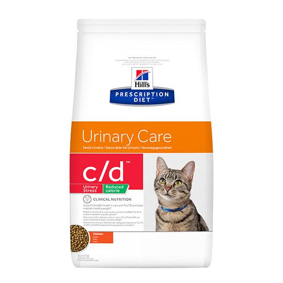 karam weterynaryjna dla kotów z nadwagą - hills c/d