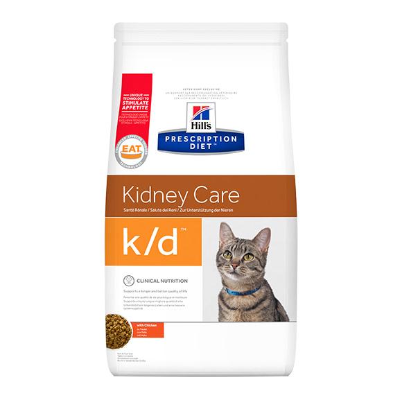 karma weterynaryjna Hills k/d dla kotów