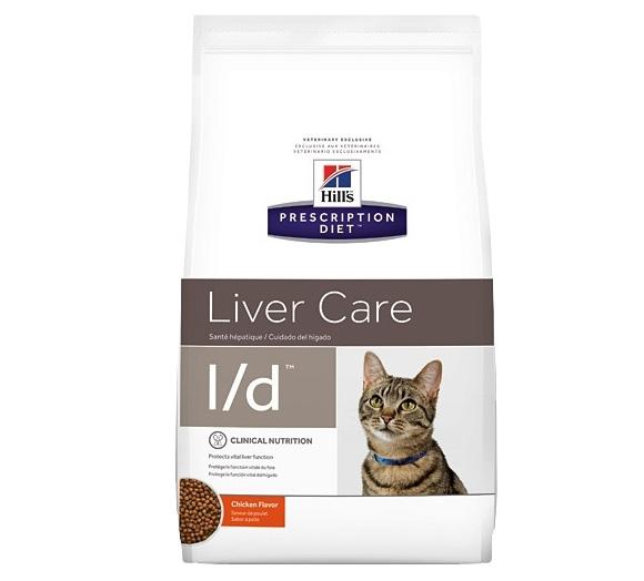 karma weterynaryjna Hills l/d dla kotów