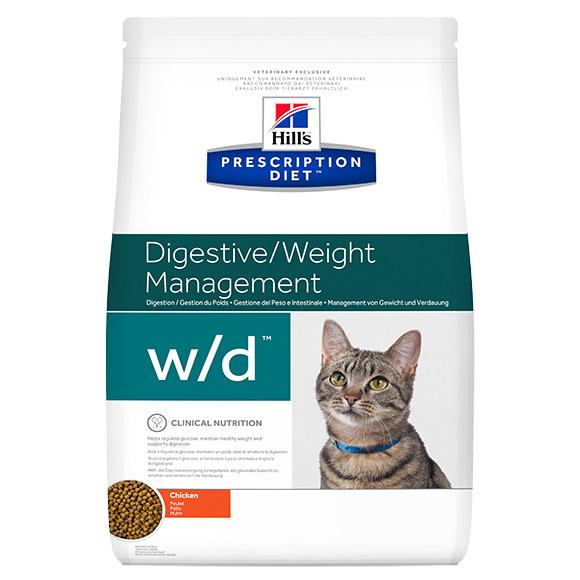 Hills PD Feline W/D sucha karma dla kota