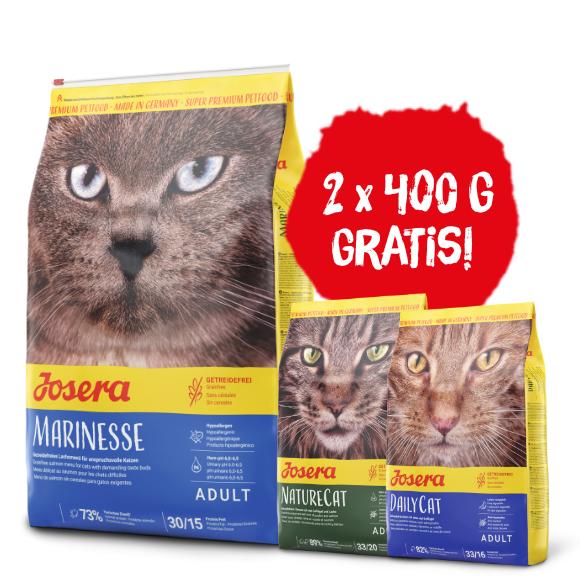Josera Marinesse sucha karma dla kotów