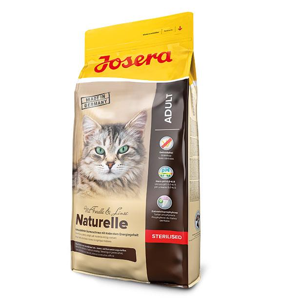 Karma Josera dla sterylizowanego kota