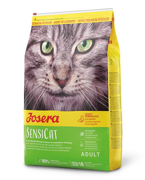 josera sensicat sucha karma dla kota