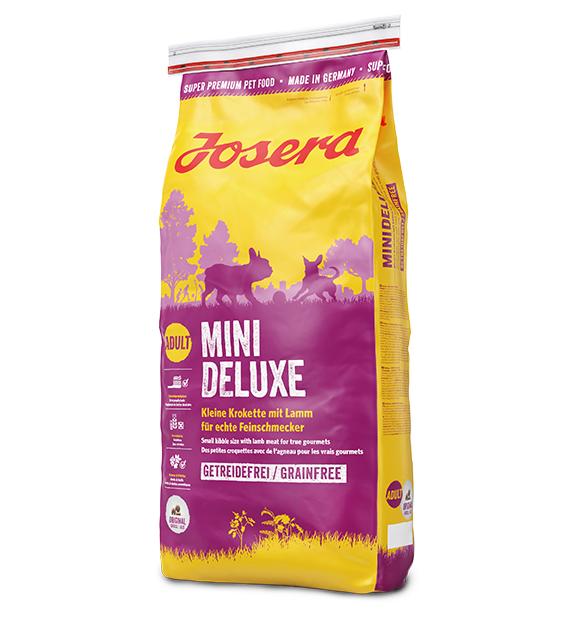 Josera Mini Deluxe karma dla małego psa