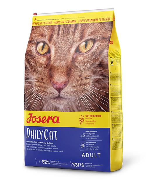 Karma Josera DailyCat dla dorosłego kota