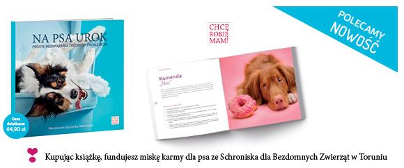 Magdalena Łęczycka- Mrzygłód  Na psa urok
