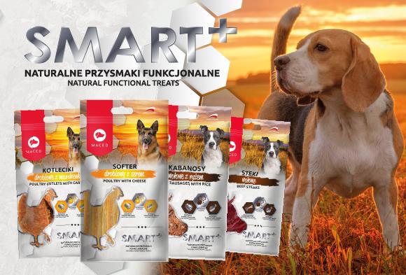 przysmaki Maced Smart+ dla psów