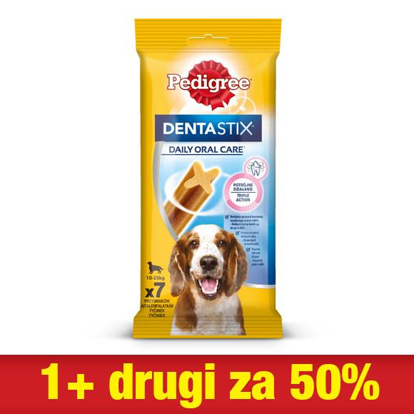 przysmak pedigree dentasix dla psa