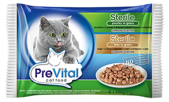 5999546174700 karma Prevital dla kotów sterylizowanych